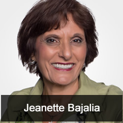 Jeanette Bajalia, Woman's Worth